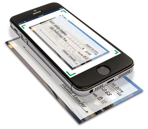 Mobile Remote Deposit Capture (mRDC) is the New Scanner