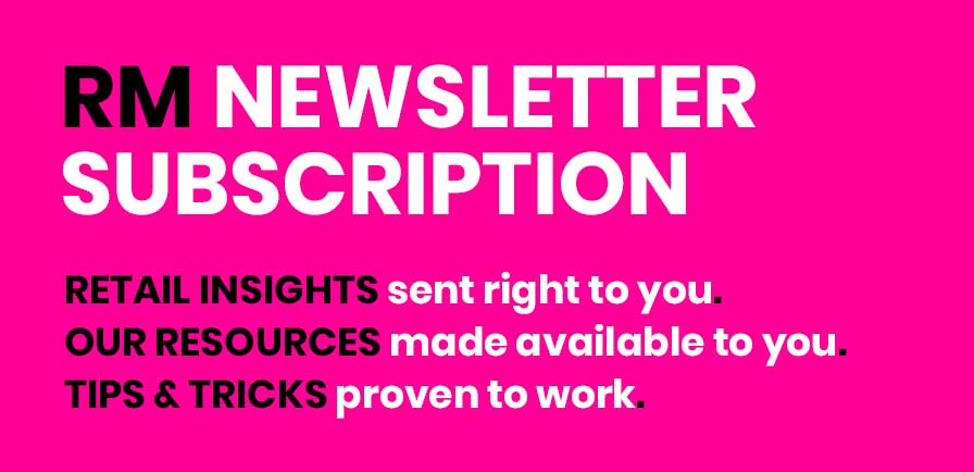 Retail Minded Newsletter Subscription